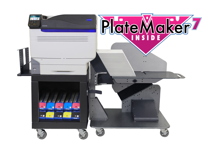 HWC Heavyweight Champion Production System with PlateMaker 7 Inside