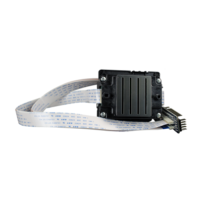 X-33 i3200 printhead with cables and connector boards (Rev 10+ printers)
